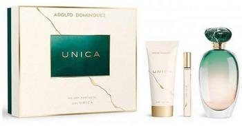 Adolfo Dominguez Unica (EdT 100 ml + EdT 10 ml + BL 75 ml)