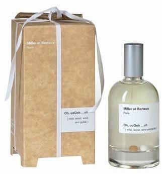 Miller et Bertaux Oh, ooOoh ...oh Eau de Parfum (100ml)