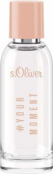 S.Oliver #Your moment Women Eau de Parfum (30ml)