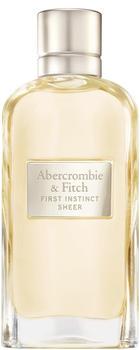 Abercrombie & Fitch First Instinct Woman Sheer Woman Eau de Parfum (100ml)