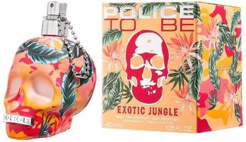 Police To Be Exotic Jungle for Woman Eau de Parfum (40ml)