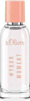 S.Oliver #Your Moment Women Eau de Toilette (50ml)