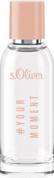 S.Oliver #Your Moment Women Eau de Toilette (30ml)