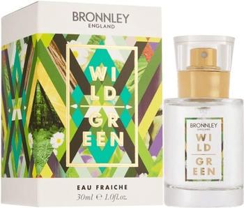 Bronnley Wild Green Eau Fraîche (30ml)