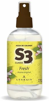 S3 Classic Fresh Agua de Colonia Spray 240 ml
