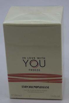 Giorgio Armani In Love With You Freeze Eau de Parfum 100 ml