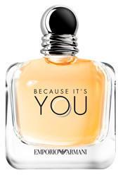 Emporio Armani Because it's you Limited Edition Eau de Parfum (150ml)