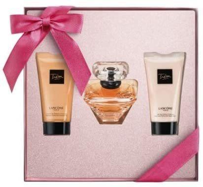 Lancôme Tresor Eau de Parfum 50 ml + Shower Gel 50 ml + Body Lotion 50 ml Geschenkset