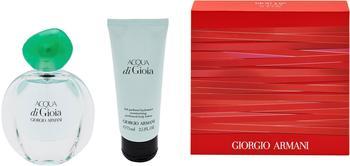 Giorgio Armani Acqua di Gioia Eau de Parfum 30 ml + Body Lotion 75 ml Geschenkset