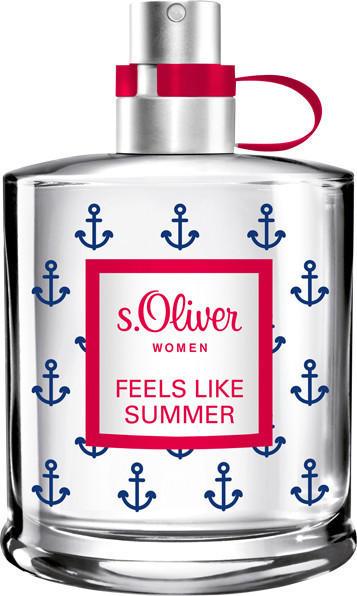 s.Oliver Feels Like Summer Eau de Toilette