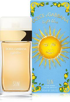 Dolce & Gabbana Light Blue Sun Woman Eau de Toilette (25ml)
