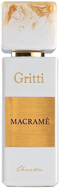 Gritti Macramé Eau de Parfum (100ml)