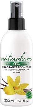 Naturalium Fruit Pleasure Vanilla erfrischendes Bodyspray 200 ml