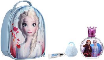 Disney Frozen II Set (Edt 100 ml + Lipgoss + Backpack)