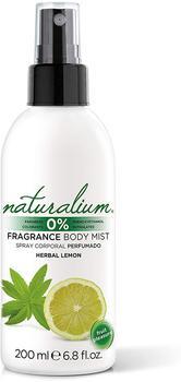 Naturalium Fruit Pleasure Herbal Lemon erfrischendes Bodyspray 200 ml