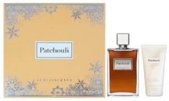 Reminiscence Patchouli Eau de Toilette 100 ml + Body Lotion 75 ml Geschenkset