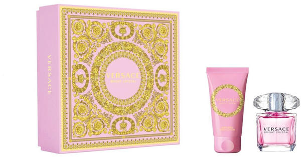Versace Bright Crystal X20 Duftset (2-tlg.)