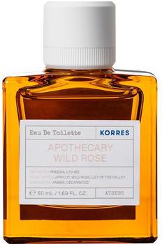 Korres Apothecary Wild Rose Eau de Toilette (50 ml)