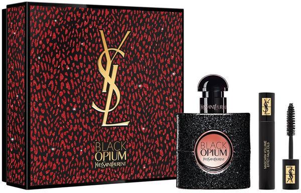Yves Saint Laurent Black Opium Set (EdP 30ml + Mascara 2ml)