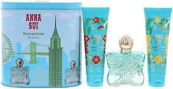 Anna Sui Romantica Exotica Eau De Toilette 50ml Gift Set