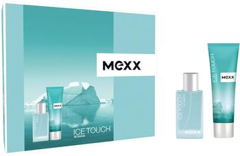 MEXX Ice Touch Woman Eau de Toilette 30 ml + Shower Gel 50 ml Geschenkset