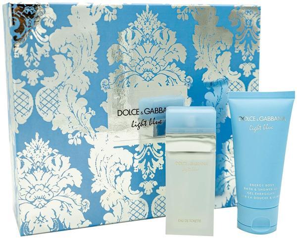 Dolce & Gabbana Light Blue Women Set (EdT 25ml + SG 50ml)