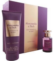 Abercrombie & Fitch Authentic Night Set (EdP 50ml + BL 200ml)