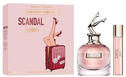 Jean Paul Gaultier Scandal Set (EdP 80ml + EdP 20ml)