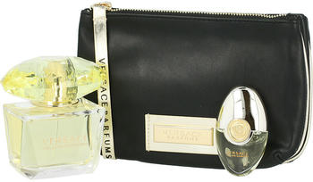 Versace Set mit Damenparfum Yellow Diamond Versace EDT (3 pcs)