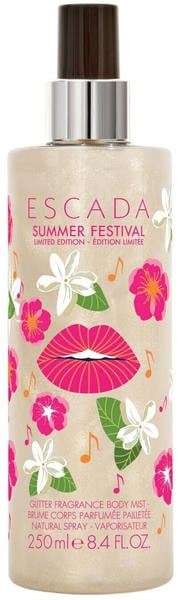 Escada Summer Festival Glitter Body Mist (250ml)