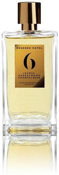 Rosendo Mateu Nº 6 Jasmin, Sandalwood, Oriental Musk Eau de Parfum (100 ml)