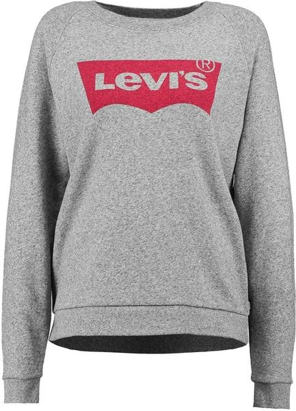 Levi's Boyfriend Crewneck Sweatshirt grey (29717-0000)