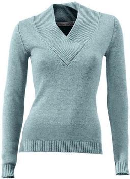 Patrizia Dini V-Pullover mint (1008954)