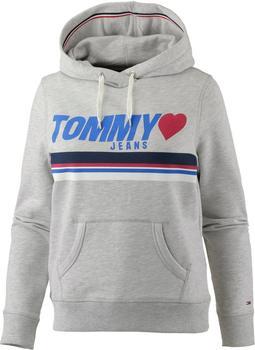 Tommy Hilfiger Hoodie light grey (DW0DW04080)
