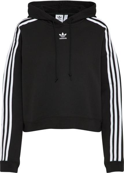 Adidas Cropped Hoodie black (CY4766)