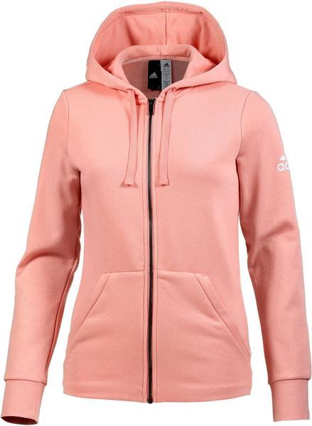 Adidas Solid Kapuzenjacke trace pink (CD7805)
