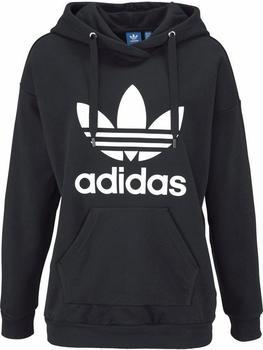 Adidas Trefoil Hoodie Damen black (BP9482)