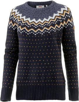 fjaellraeven-evik-sweater-w-dark-navy