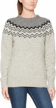 Fjällräven Övik Knit Sweater W grey