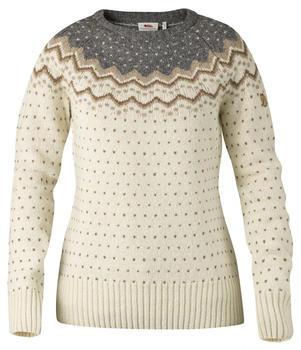 Fjällräven Övik Knit Sweater W sand
