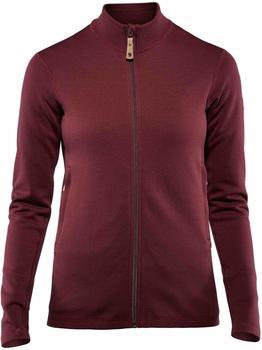 Fjällräven Keb Wool Sweater W dark garnet