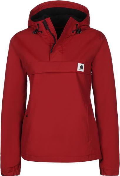 Carhartt W' Nimbus Pullover (Winter) blast red