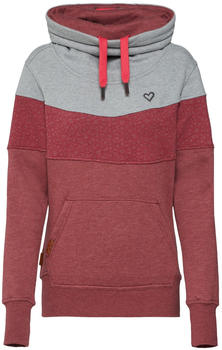 Alife & Kickin Sweatshirt Sunshine red