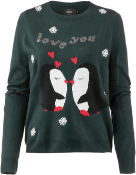 Only Weihnachts-Strickpullover green gables (15161679)