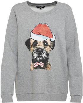 Vero Moda Animalprint Weihnachtspullover (10203861)