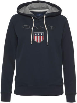 GANT Shield Sweat Hoodie evening blue (4204617-433)