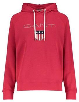 GANT Shield Sweat Hoodie red (4204617-610)