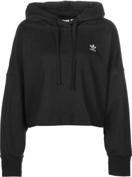Adidas Cropped Hoodie black (DH2759)