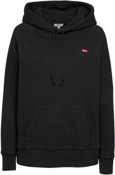 Levi's Sportwear Hoodie Garment Dye Sportswear Pfd To Caviar
