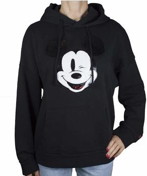 Levi's X Mickey Mouse Graphic Oversized Hoodie caviar